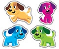 T 83035 PUPPY PALS STINKY STICKERS