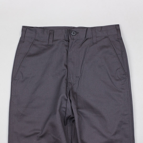 Stan Ray Military Chino Charcoal Twill