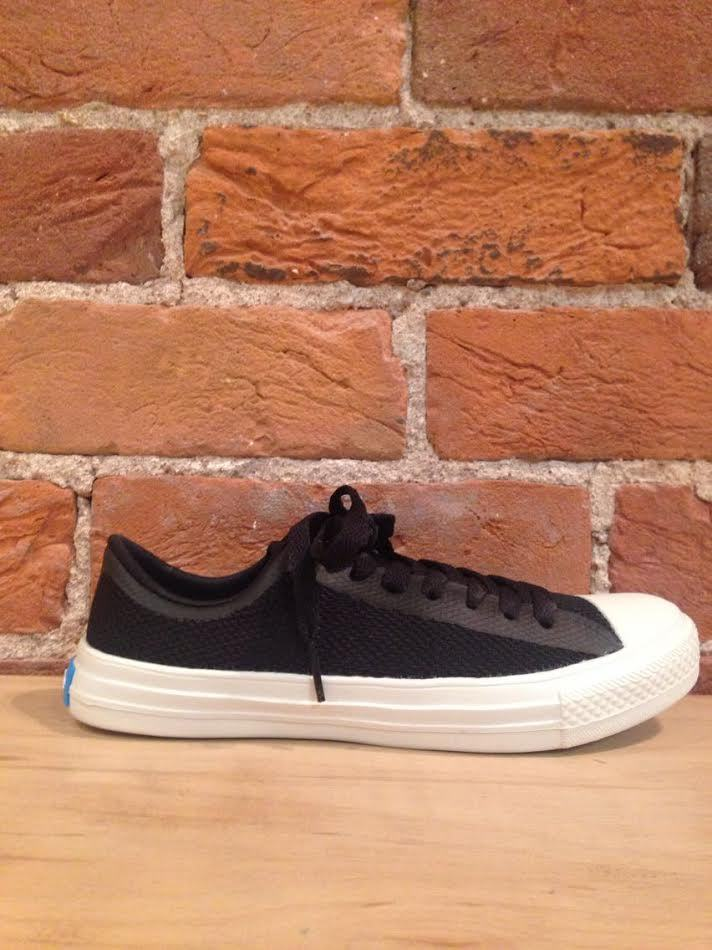 PEOPLE FOOTWEAR - THE PHILLIPS REALLY BLACK/PICKET WHITE