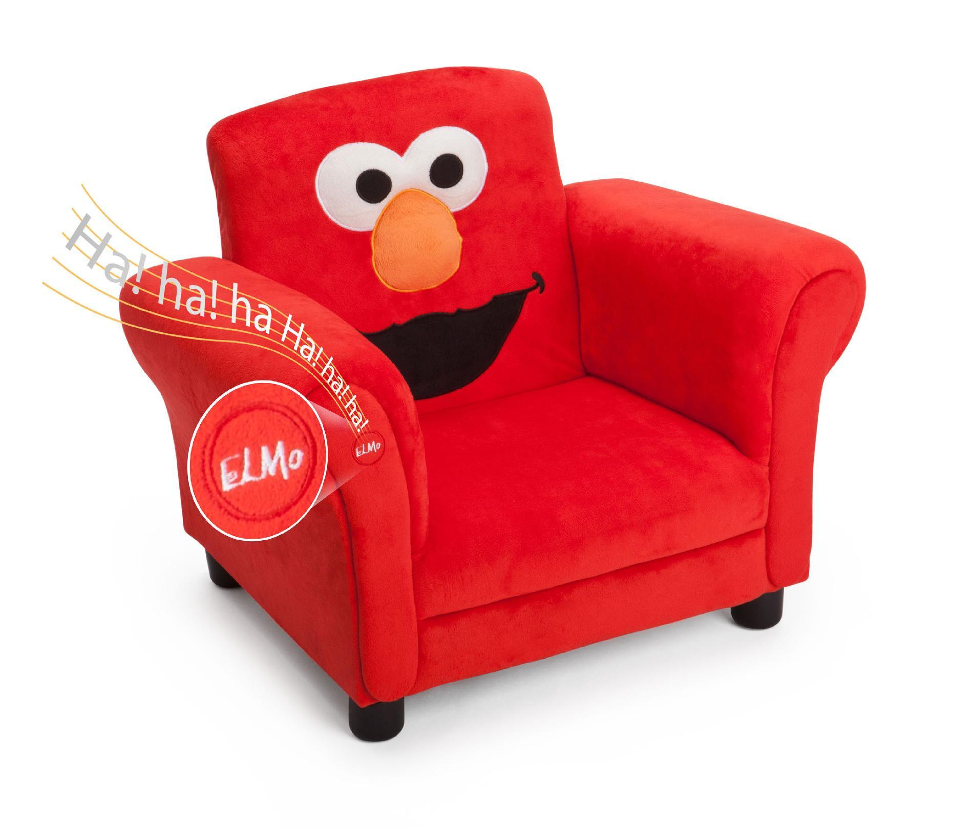 SESAME STREET UPHOLSTERED CHAIR