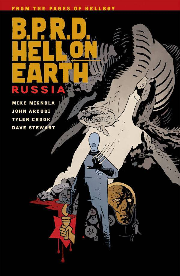 BPRD Hell On Earth Vol 03 Russia