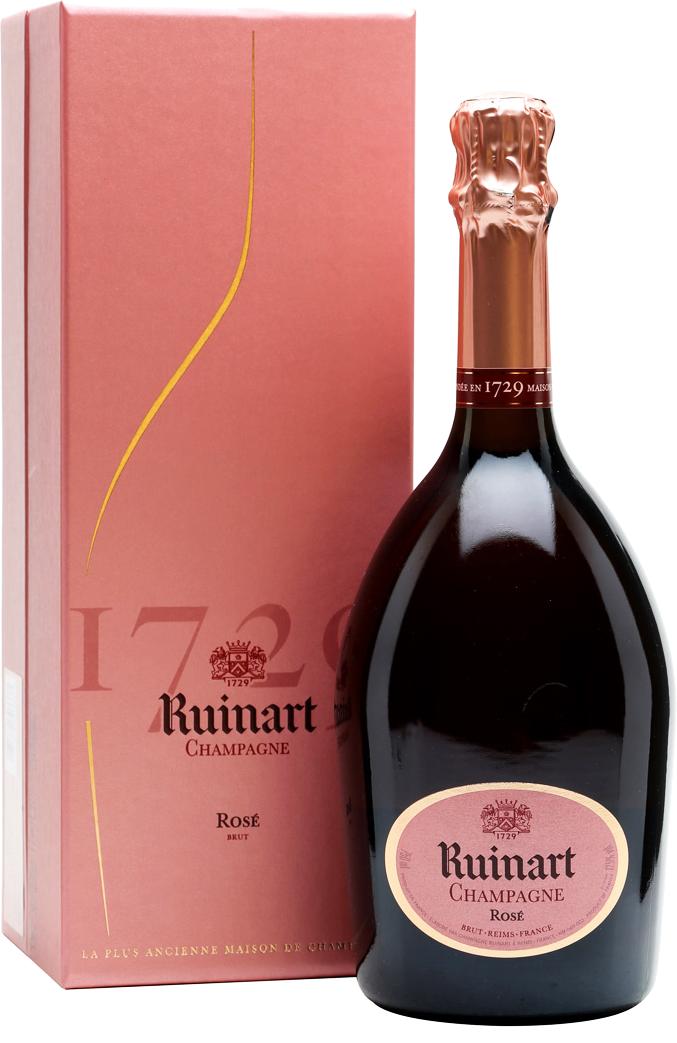 champagne ruinart 1729