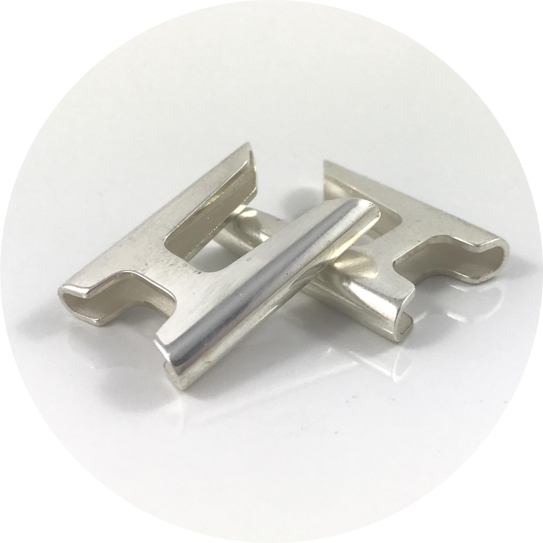 Carl Noonan- Constant Cufflinks, 925 Sterling Silver