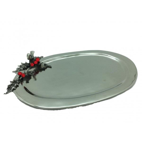 Berry & Bird Oval Platter