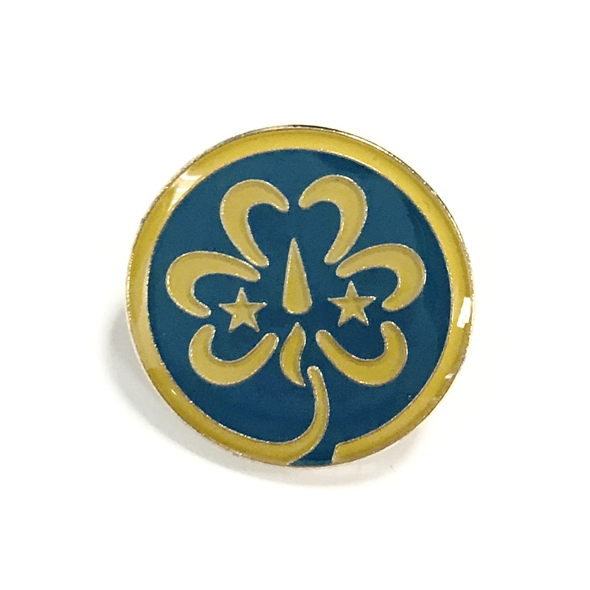 World Badge Girl Guides Victoria