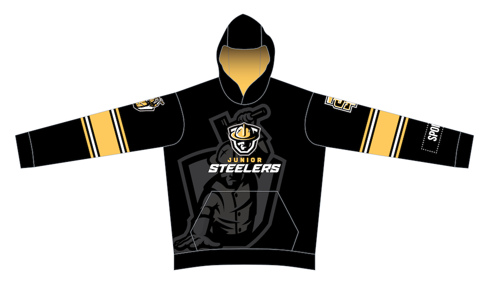 375bb6dad ... Hockey Club  Junior Steelers Custom Hoody. Junior Steelers Custom Hoody  ...