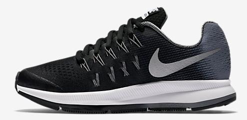 Nike. JB - Junior Boys - Nike Zoom Pegasus 33