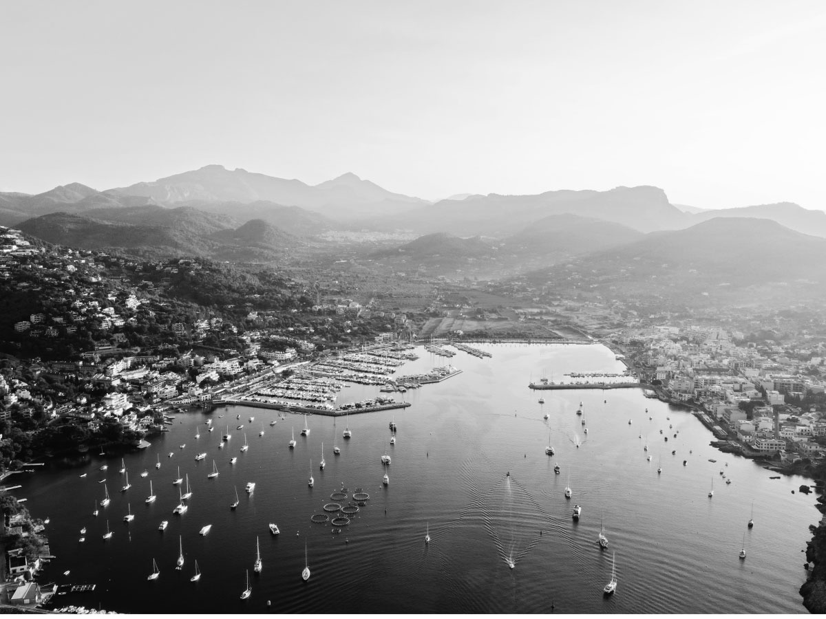 Andratx Drone View