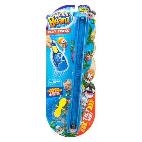 MIGHTY BEANZ FLIP TRACK BLUE