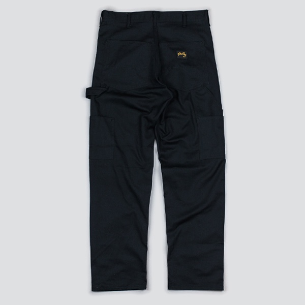 Stan Ray Single Knee Painter Pant Black