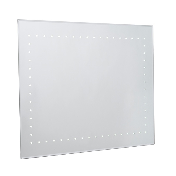 Kalamos mirror IP44 6W SW wall - mirrored glass