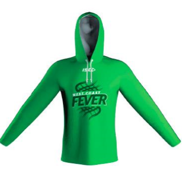 WCF Youth Sublimated Hoodie