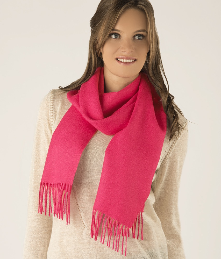 LONG BRUSHED SCARF RJ6506