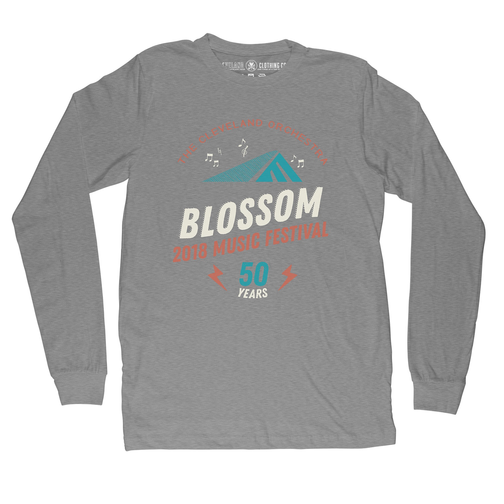 Blossom 50th Long Sleeve Shirt