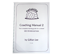 Netskills Coaching Manual 2 - Your Complete Training Guide for a Season