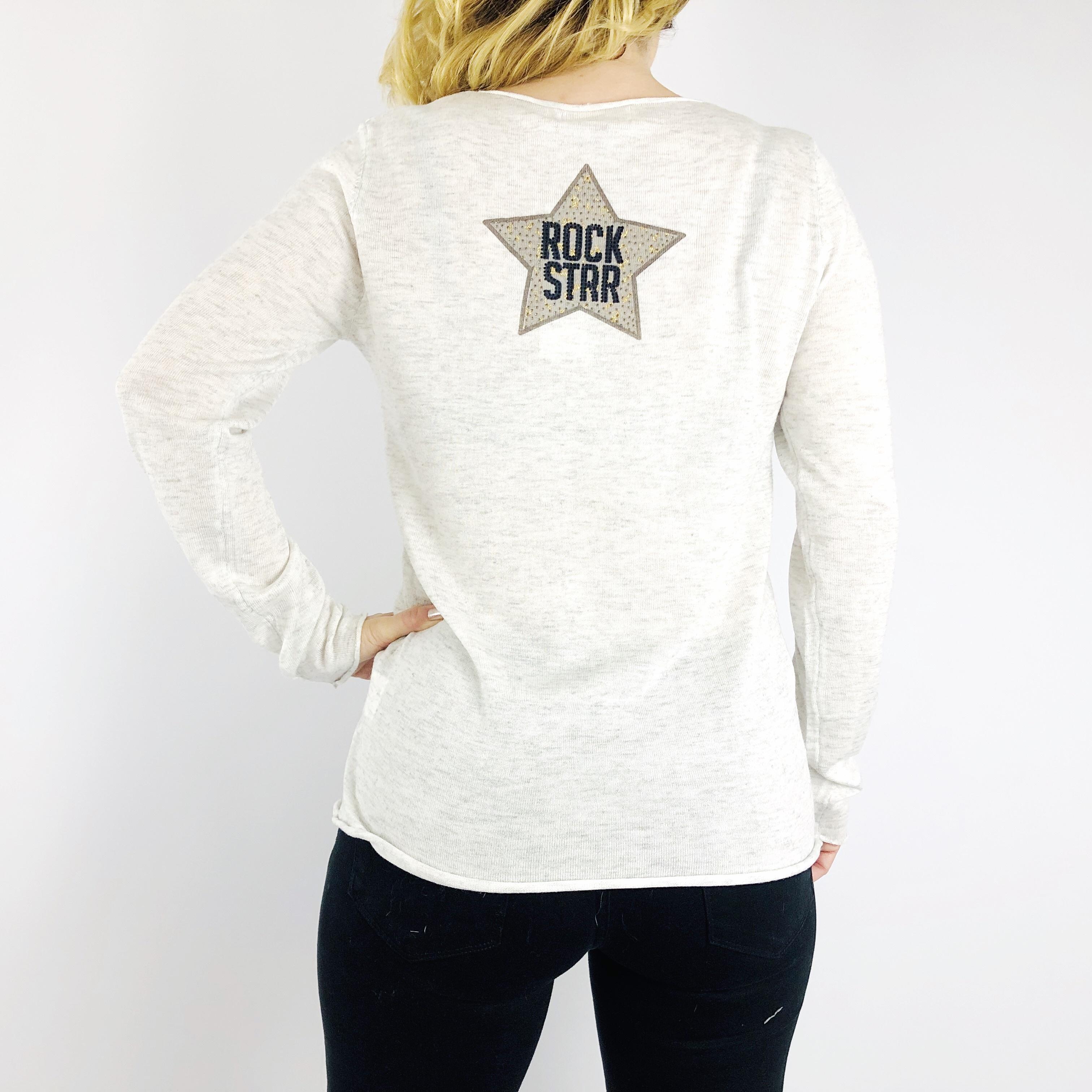 Version Feminin Rock Star Knit