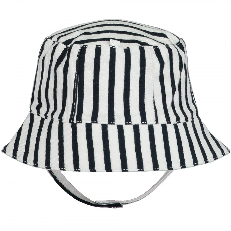 Emile Et Rose. Baby Boys Navy Stripy Fishermans Sun Hat 341f2c474786