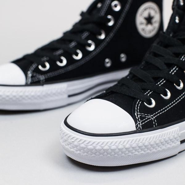 Converse CONS CTAS Pro Suede Hi Black/White