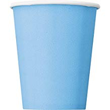 POWDER BLUE CUP