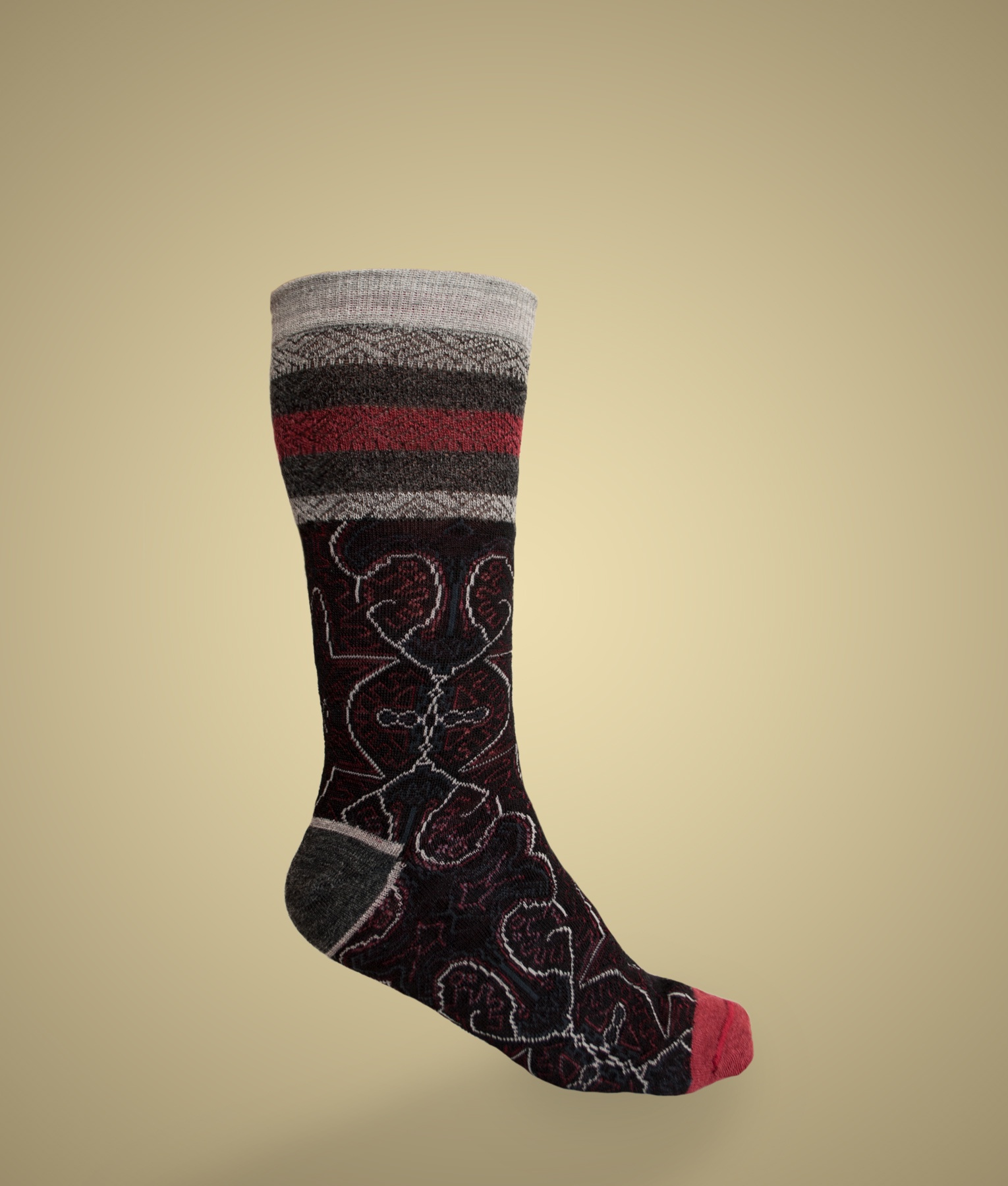 UNITED LADIES SOCKS C004