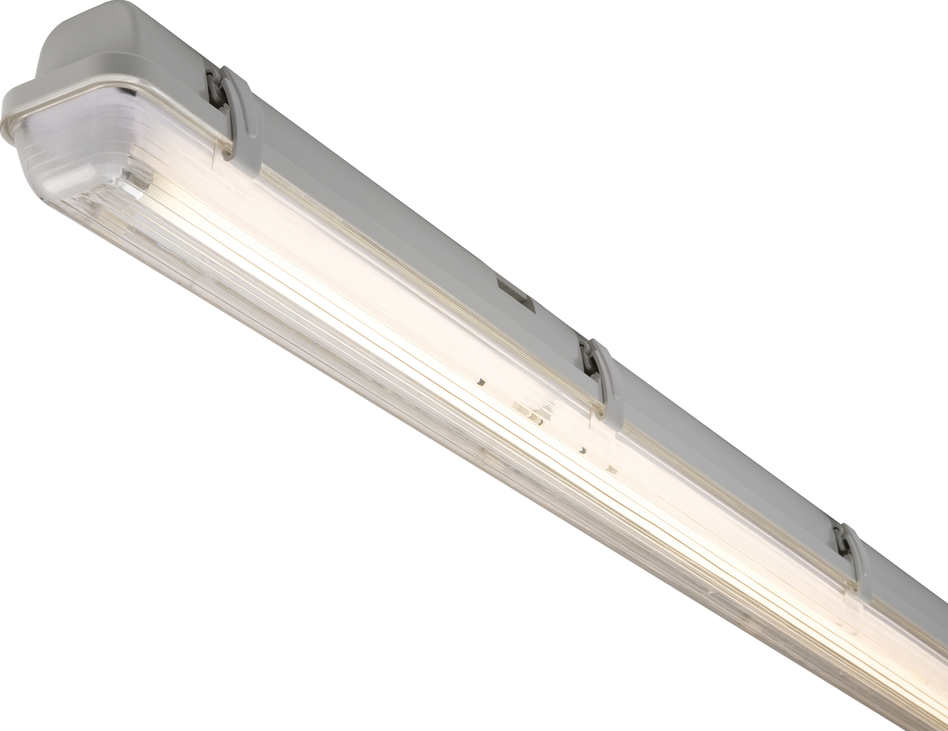 230V IP65 1X14W T5 HF Single Non-Corrosive Fluorescent Fitting 2ft