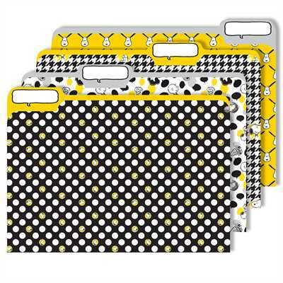 EU 866409 PEANUTS TOUCH OF CLASS FILE FOLDERS