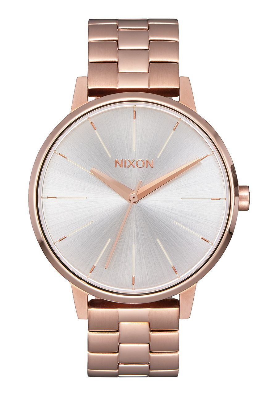 NIXON - KENSINGTON ROSE GOLD/WHITE A099 1045-00