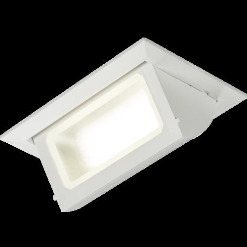 230V 40W Recessed LED Rectangular Wallwasher