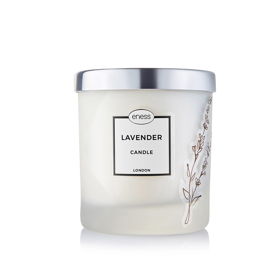 Lavender Florals Luxury Candle 125ml