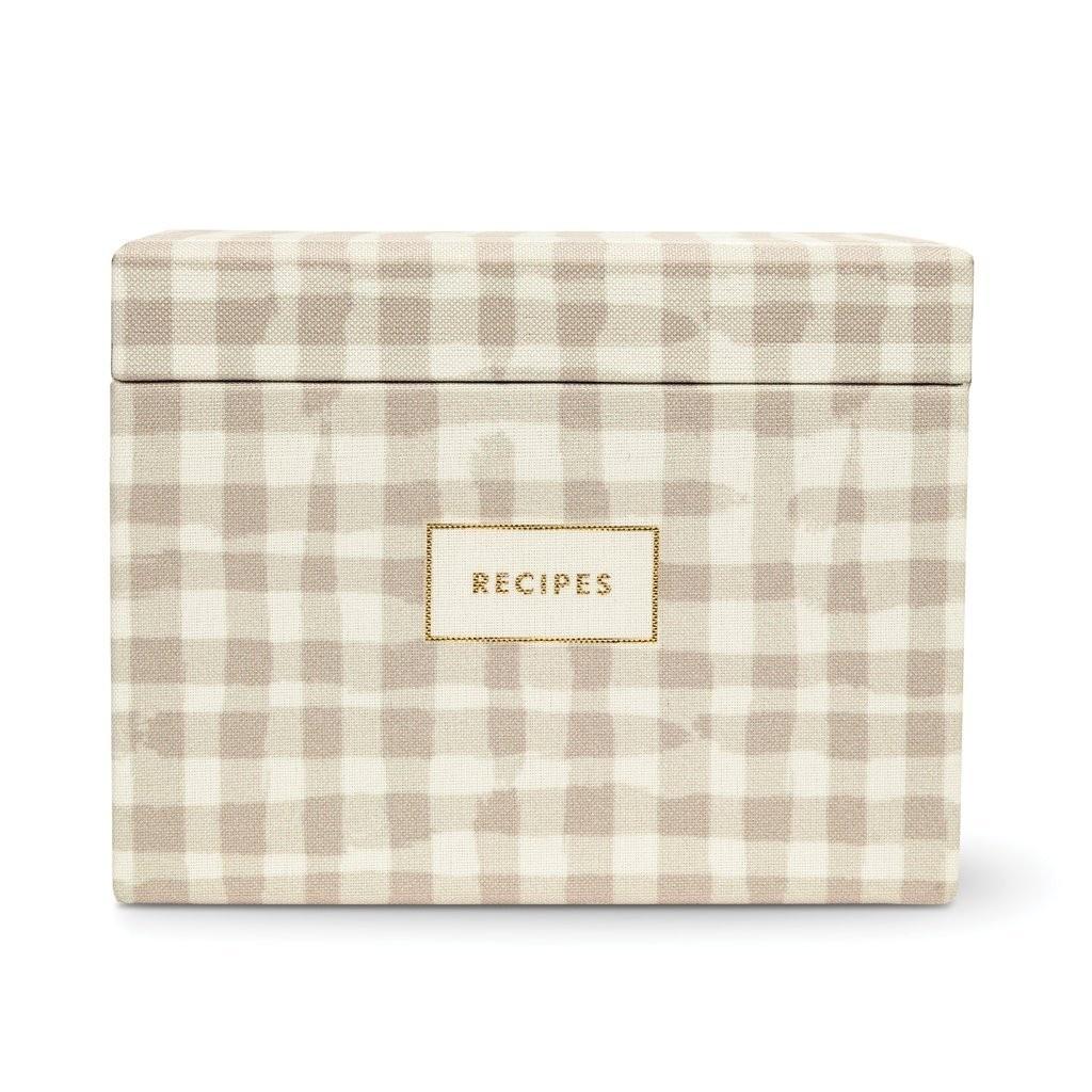 Recipe Box By Kate Spade