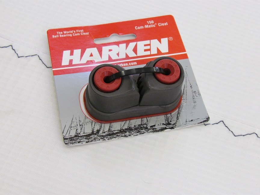 Harken 150 Cam Matic High Load Aluminium