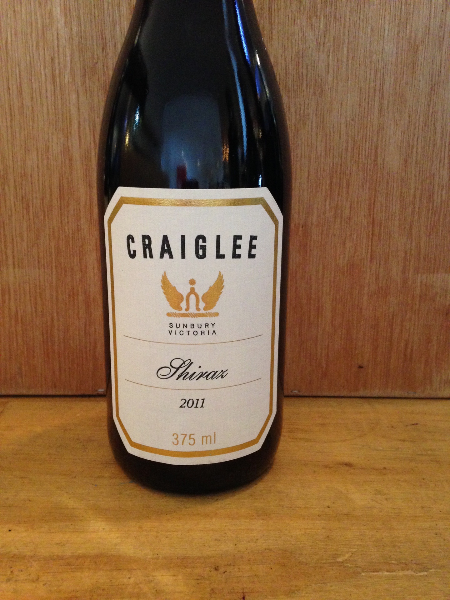 Craiglee Shiraz 375ml