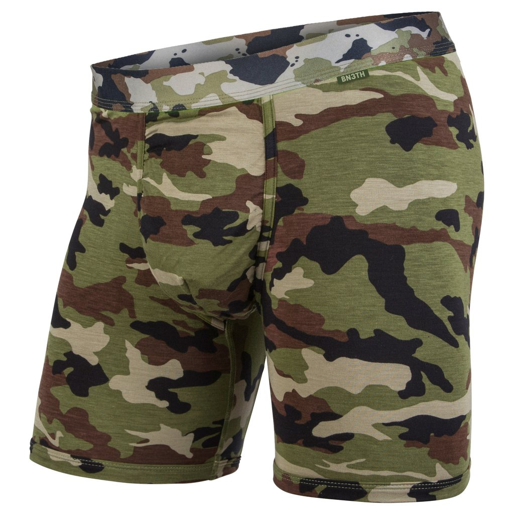 BN3TH - CLASSICS BOXER BRIEF IN CAMO