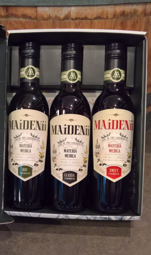 Maidenii Vermouth Gift Pack