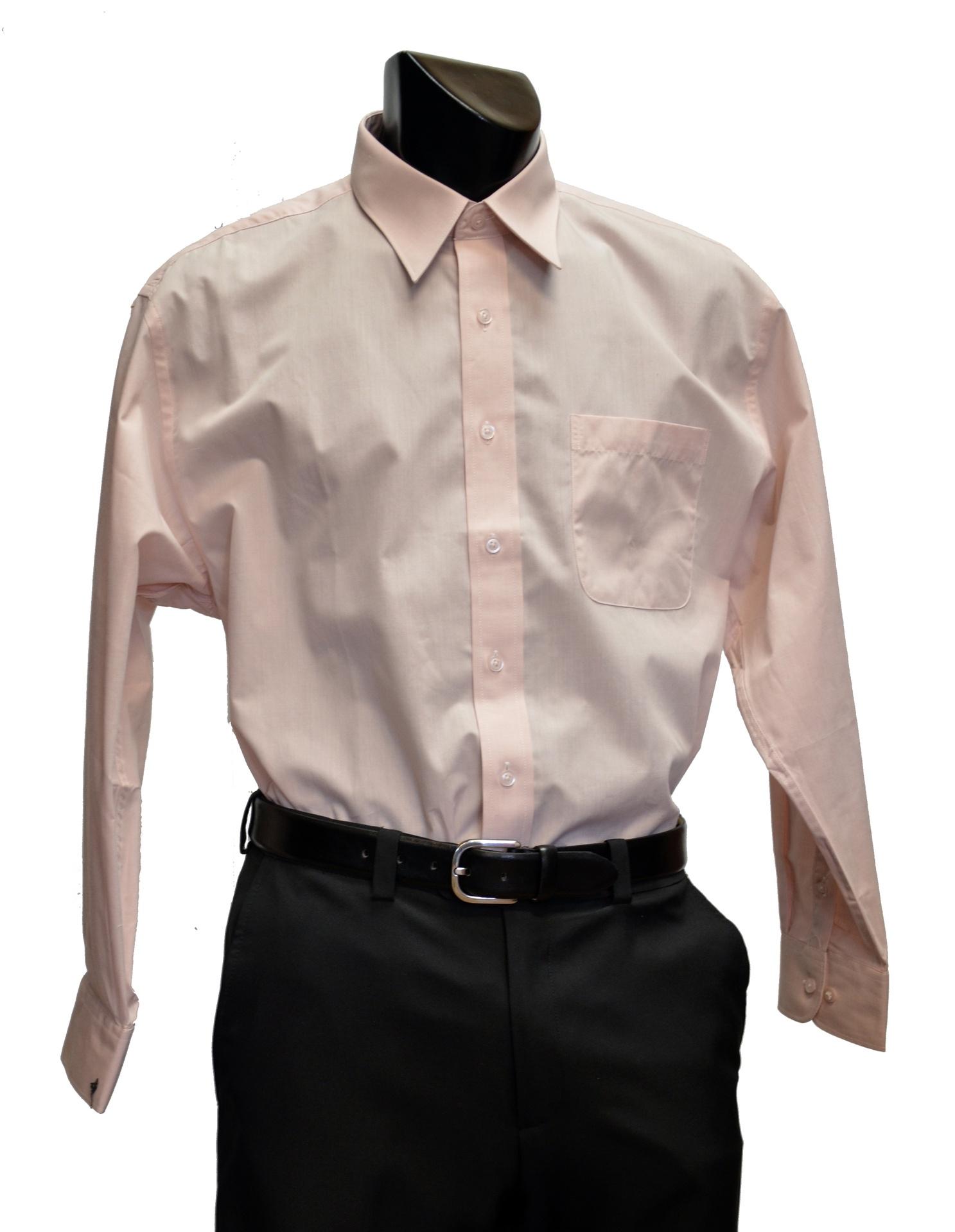 Valdemar V6190 Dress Shirt Salmon Hr Lash