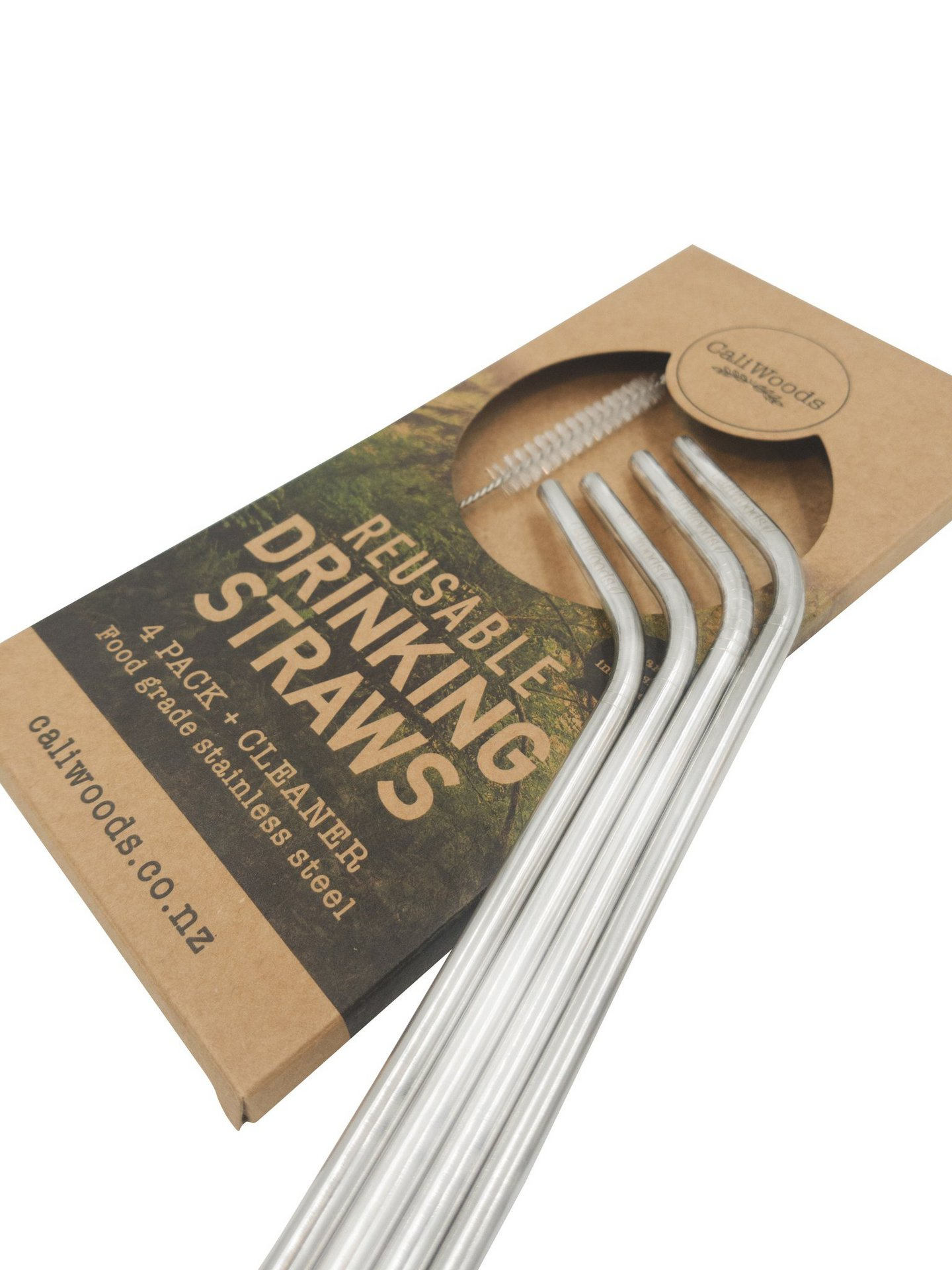 Caliwoods Eco Drinking Straw