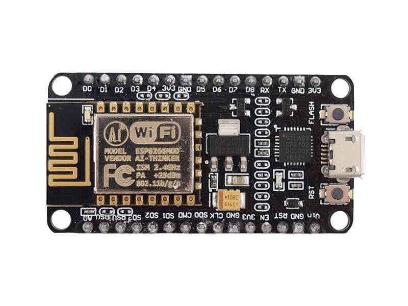 WiFi Module WeMos D1 Mini ESP8266 + Header + Cable | WiFi
