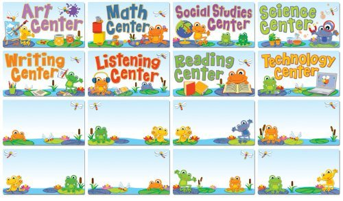 X DC CD 110268 FUNKY FROGS CENTER SIGNS MINI BBS