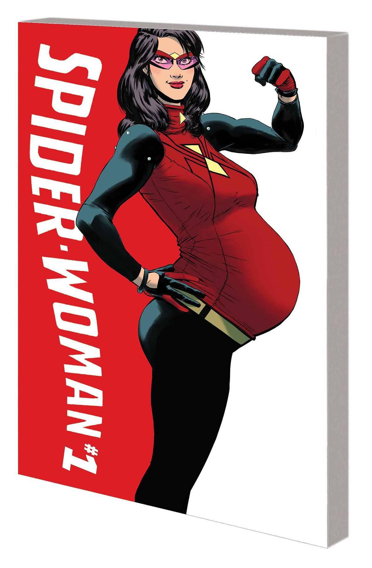 Spider-Woman Vol 01 Baby Talk