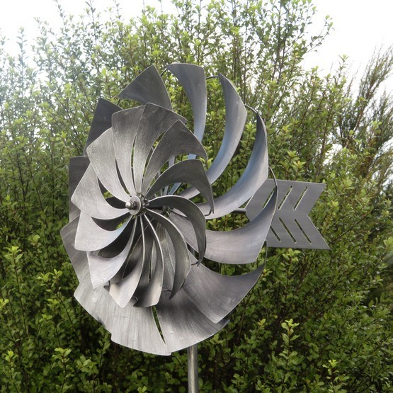 Outback Windsculpture