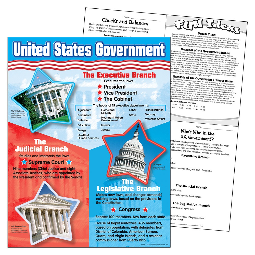 T 38065 UNITED STATES GOVERNMENT CHART