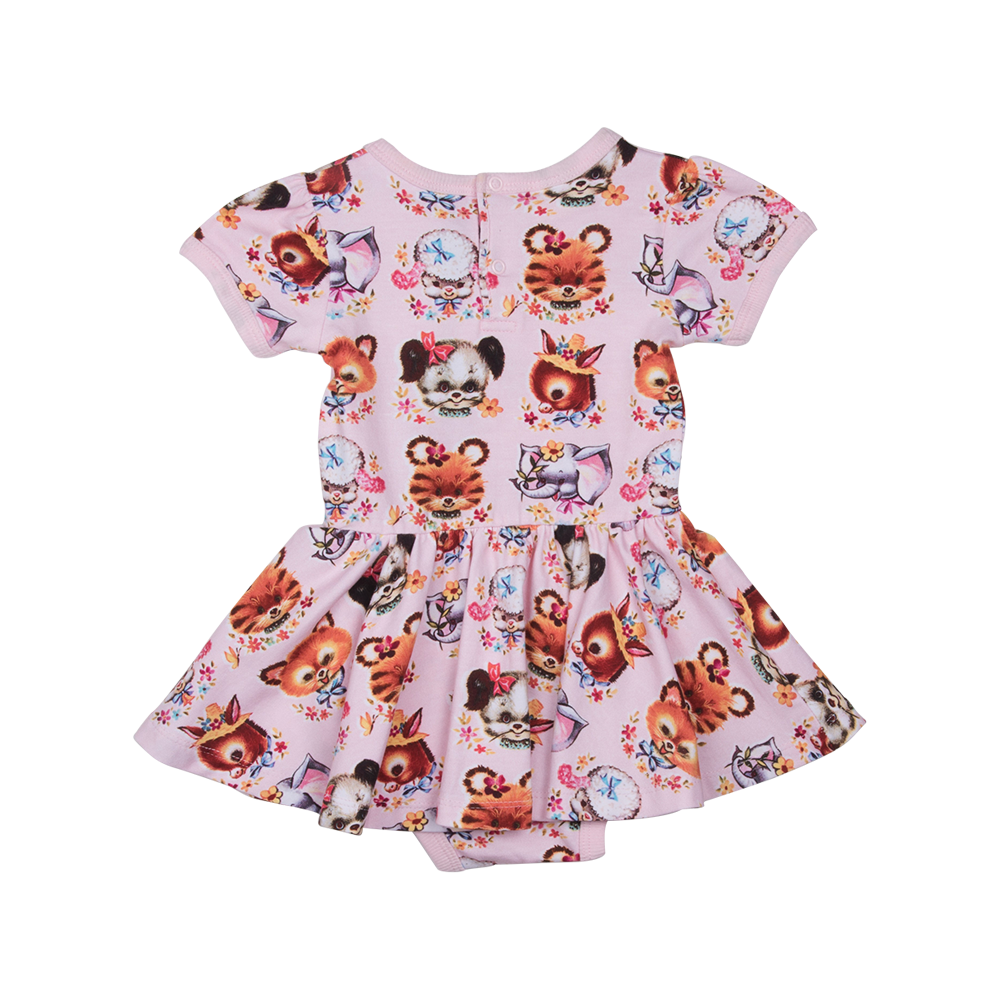 RYB Little Creatures Baby Waisted Dress