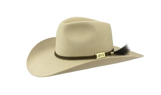 Akubra Felt Hat 'Mansfield' Sand