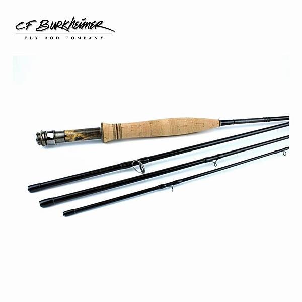 Burkheimer Trout Vintage Rod