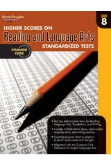 X SV 547898476 READ AND LA STANDARDIZED TEST PREP 8
