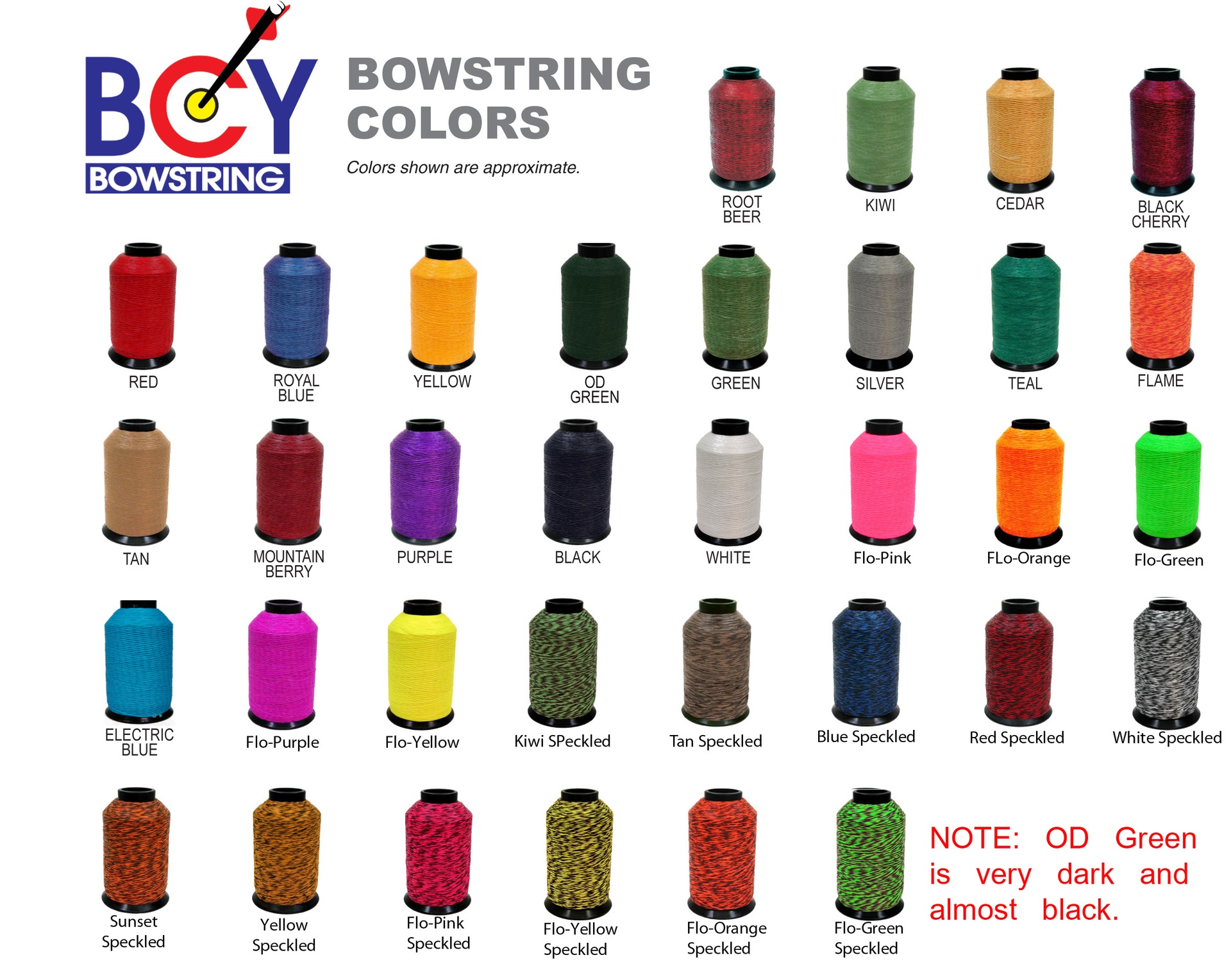 Image result for bcy colors