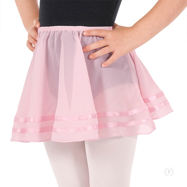 Eurotard Child Pull-On Ribbon Skirt (02174)