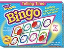 X T 6072 TELL TIME BINGO