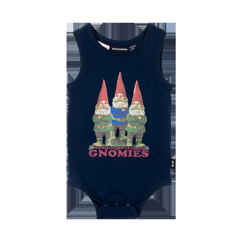 Gnomies Bodysuit