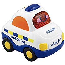 TOOT-TOOT DRIVERS POLICE CAR